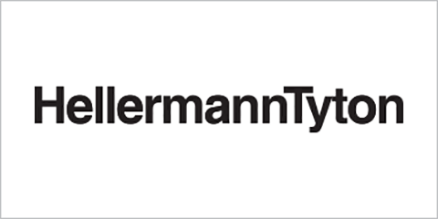 HellermannTyton logo black