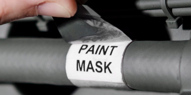 Paint Mask Labels