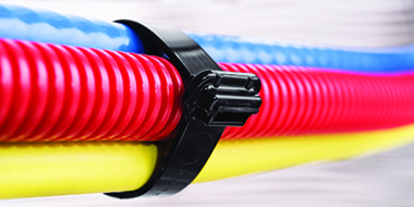 Wide Strap Cable Tie
