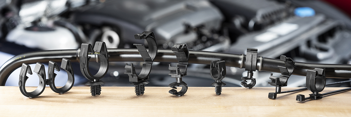 MOC and LOC Routing Clips and Clamps - HellermannTyton