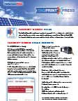 TagPrint Xpress Solar PD Sheet